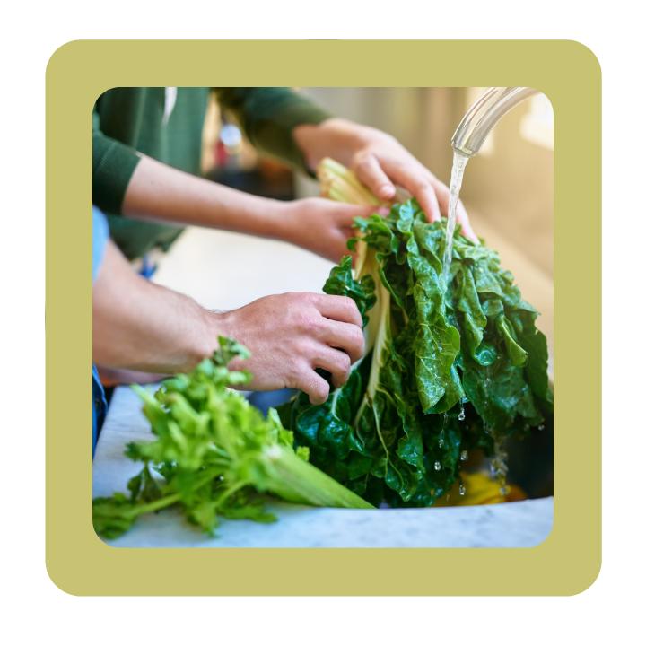 Info on Keeping Produce Safe
